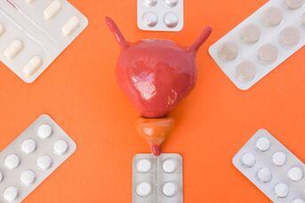 A prostatitisben kórházat ad